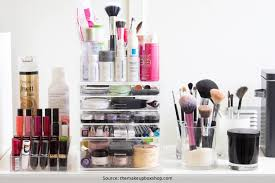 how to organise beauty s