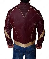 the flash season 4 leather jacket
