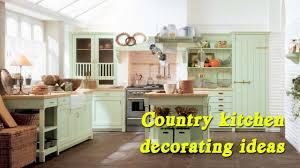 Retro Kitchen Design Country Kitchen Decorating Ideas Vintage Kitchen Decorating