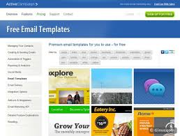 10+ Excellent Websites for Downloading Free HTML Email Newsletter ...