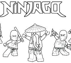 Lego Ninjago Movie Lloyd Coloring Pages Free Printable Of Colouring