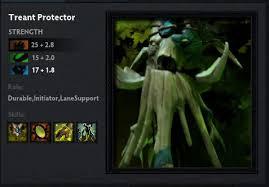 dota 2 treant protector guide strategy builds dota 2 throne