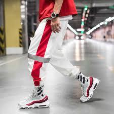 <b>2019 Hot Sale</b> Men <b>Pants</b> Hip Hop Sportswear Fitness Joggers ...