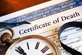 Requesting A Death Certificate Three Ways To Get Copies Of Death Certificates Lovetoknow