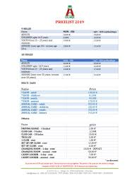 Microsoft Word Price List Entry 12 By Tawhid898 For Redesing Pricelist In Microsoft Word