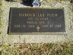 Harold Lee Pugh (1922-1985) - Find A Grave Memorial