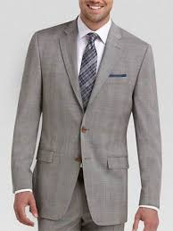 Suit Pattern Magnificent Men's Light Grey Suit Article How To Wear A Custom Bespoke Light