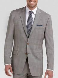 Suit Pattern Magnificent Men's Light Grey Suit Article How To Wear A Custom Bespoke Light