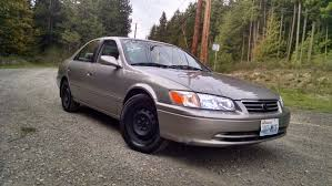 Gage Cudmore's 2001 Toyota Camry on Wheelwell