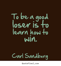 Quotation On Loser