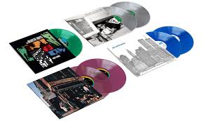 <b>Beastie Boys</b> Announce Coloured Vinyl Reissues Of Classic Albums