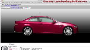 Car Paint Job Design Software How To Paint A Car Online
