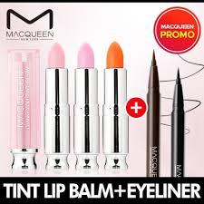 Qoo10 - [MACQUEEN] ☆1+1☆ Loving You Tint Lip Balm + Waterproof Pen ...