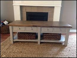 charming white rectangle cottage wood chalk paint coffee table designs ideas with ideas to redo coffee tables