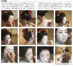 the art of being a geisha partially lies in the meticulous application of her make up let s discover its history and characteristics