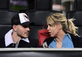Inter Mailands Starstümer Mauro Icardi und seine Ehefrau dominieren die  Schlagzeilen