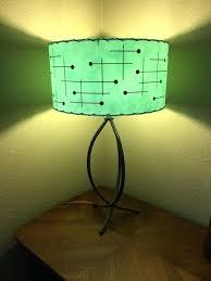 Mid Century Modern Lamp Shades