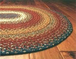 blue braided rug blue braided rug red white blue braided rugs oval area rug photo 8