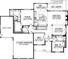 How To Design Basement Floor Plan Unique Ranch Floor Plans With Walkout Basement Main Floor New Walkout