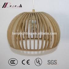 modern wood lantern chandelier pendant lighting dining room ceiling lamp