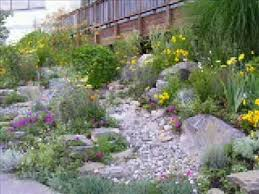 Small Picture Making a dry creek bed garden YouTube