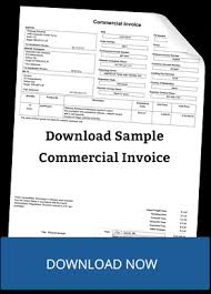 Invoice Papers 8 Documents Required For International Shipping