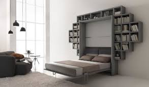 Designer Murphy Bed Bookcase