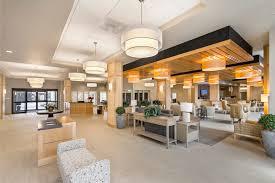senior living community in auburn wa lobby