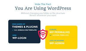 hide wordpress theme and plugin name
