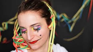 hipster arlno makeup tutorial carnevale 2017