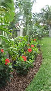 outdoor garden ideas. Tropical Outdoor Garden Ideas Full-Sun