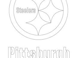 Small Picture Free Printable Pittsburgh Steelers Coloring Pages Coloring Pages
