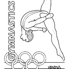 gymnastics coloring page gymnastic coloring pages gymnastics coloring pages beam