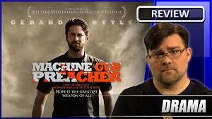 Machine Gun Preacher Movie Review 2011 Youtube