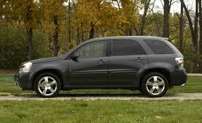 2008 Chevrolet Equinox | Review | Reviews | Car and Driver