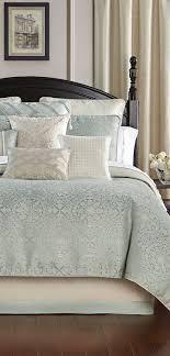 Luxury Designer Bedding Sets Luxury Reversible Comforter Waterford Designer Bedding In