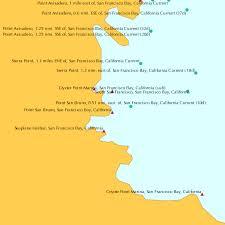 San Francisco Tide Chart Point San Bruno San Francisco Bay California Tide Chart