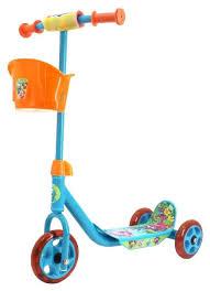 Городской <b>самокат Shantou City Daxiang</b> Plastic Toys ST-PL-SME ...