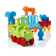 <b>Магнитный конструктор Bondibon SmartMax</b> Мой первый Поезд с ...
