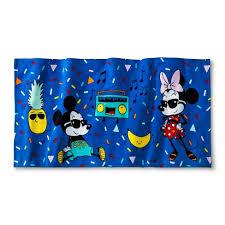 mickey mouse beach towel disney mickey mouse and minnie mouse beach towel blue blue mickey mouse