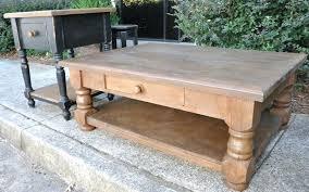 pine coffee table with drawers pine coffee table w shelf drawer square pine coffee table with