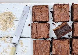 with oat flour gluten free brownies