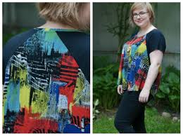 Pattern Review Gorgeous Pattern Review Hey June Santa Fe Top