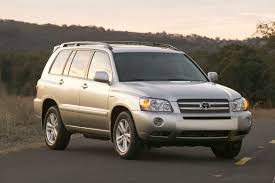 2007 Toyota Highlander Hybrid Emission Issue | News | Cars.com