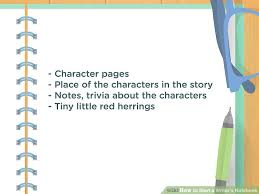 image led start a writer s notebook step 12