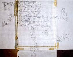 Graph Paper Maps