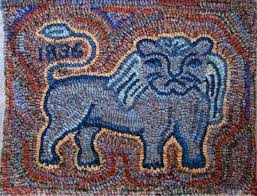 image weavers lion by edyth o neill