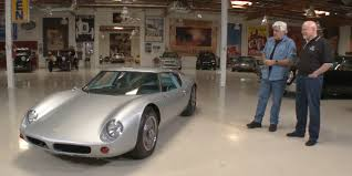 Ford GT40's Precursor On 'Jay Leno's Garage' | Ford Authority