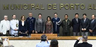 Câmara celebra o Dia do Aviador e da Força Aérea Brasileira   Câmara  Municipal de Porto Alegre