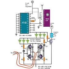 radio control toy car circuit diagram the best toys for kids remote control circuit page 12 automation circuits next gr